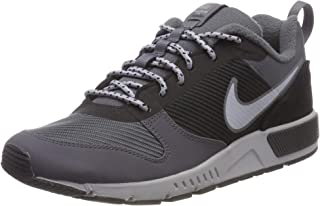 Nike Nightgazer Trail Sports Sneakers For Men, 42 EU Black & Grey