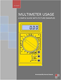 Multimeter usage: A simple guide with picture examples