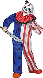 Child's Evil Clown Costume