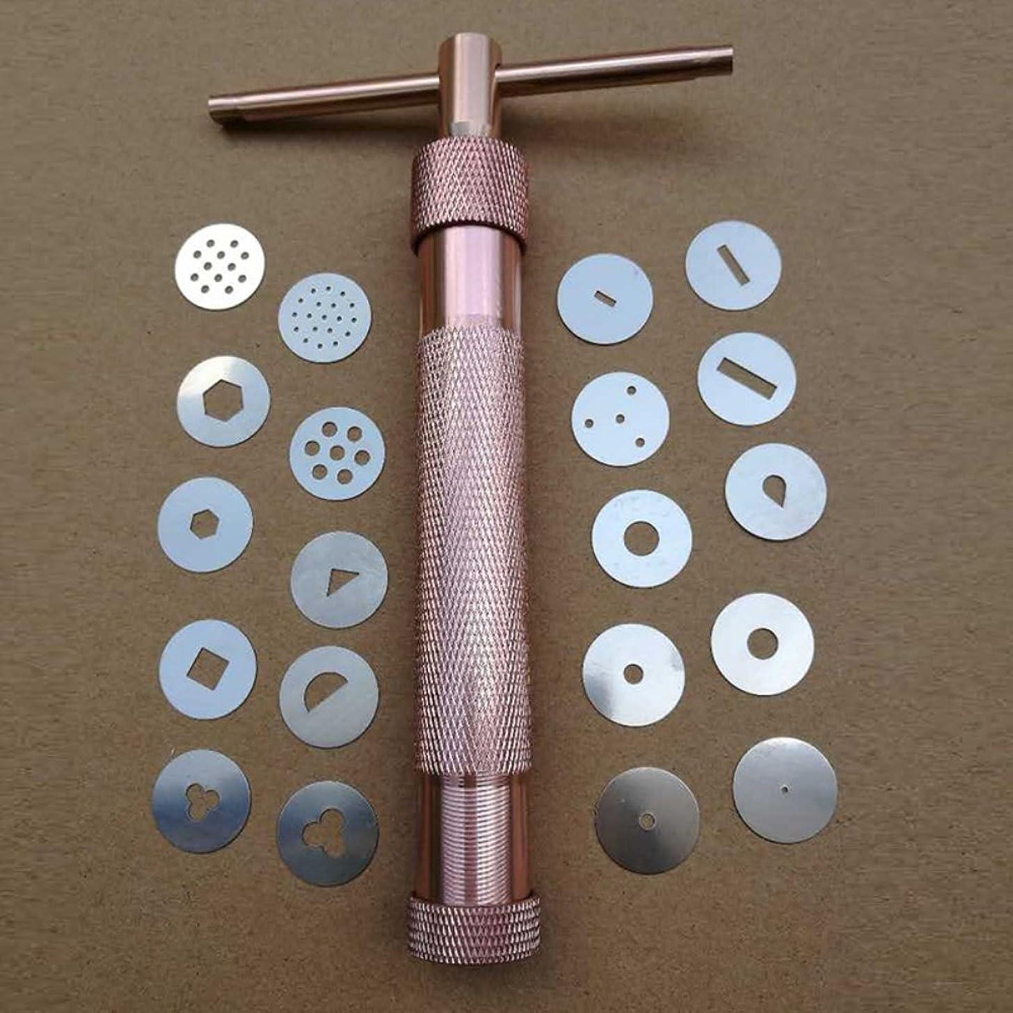 ペンス困惑した台風Messagee 亜鉛合金製回転式 ガーリックプレス にんにく絞り器 20 モデル 調理器具 手動研磨 キッチン ニンニク 麺作り 家庭