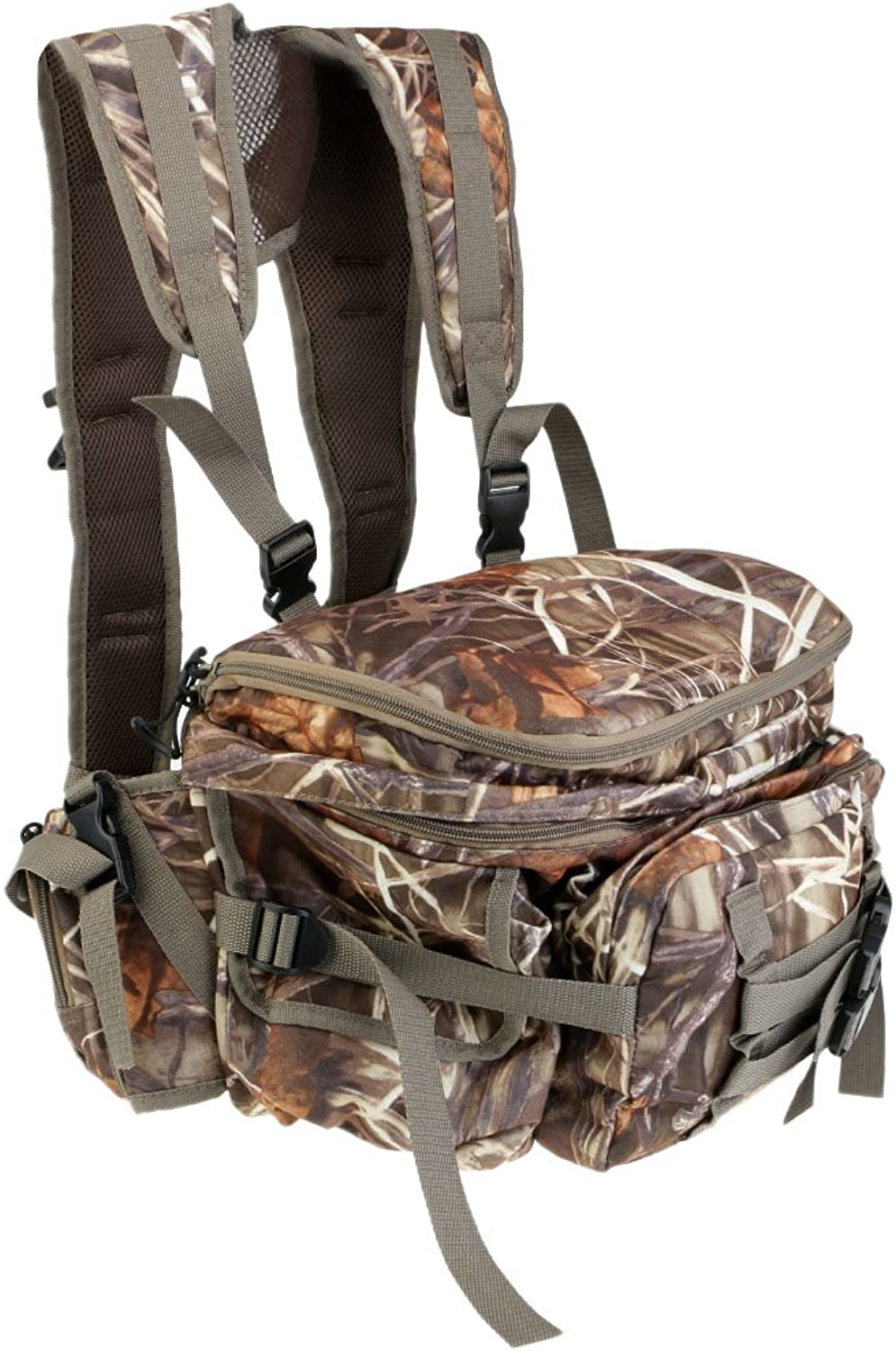 D DOLITY Outdoor Travel Hiking Sport Rucksack Day Pack Removable Hunting Archery Backpack Bag