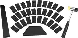 comprar comparacion VonHaus Kit de Instalación de Suelos de Madera Laminada con 30 Separadores