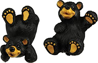 River's Edge Products Black Bear Drawer/Cabinet Pulls