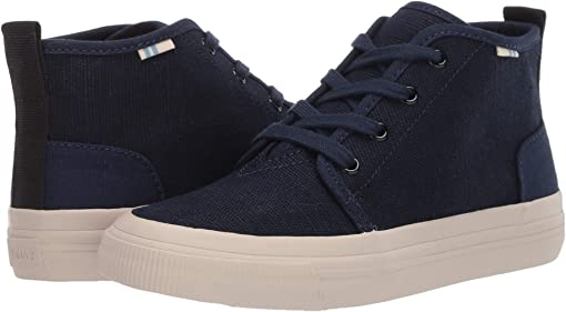 Navy Heritage Canvas