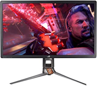 Asus PG27UQ 27-Inch ROG Swift 4K HDR Overclockable 144 Hz G-Sync IPS Quantum-dot Gaming Monitor - Black