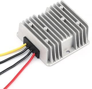 Kohree DC/DC Converter Regulator Reducer 36V Step Down to 12V 10A Car Power Supply Module Voltage Converter Regulator Electronic Power Supply Transformer Volt Module