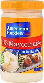 American Garden Mayonnaise Sauce - 237 ml
