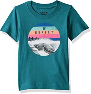 Hurley Boys' Character Graphic T-Shirt
