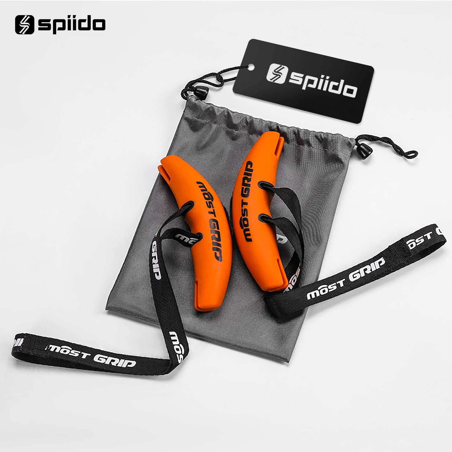 Resistance Bands Pull-up Bars Spiido Upgraded Heavy Duty Exercise Handles Training Grip Strength Sling Trainer for Cable Machines Barbells and Pulling Machines