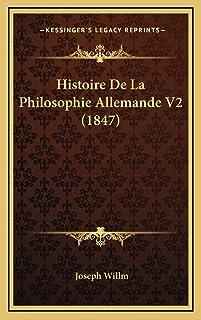 Histoire De La Philosophie Allemande V2 (1847)