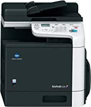 Konica Minolta BizHub C25 Color Laser Multifunction Printer - 25ppm, Copy, Print, Scan, Fax, ADF, 1 Tray (Renewed)
