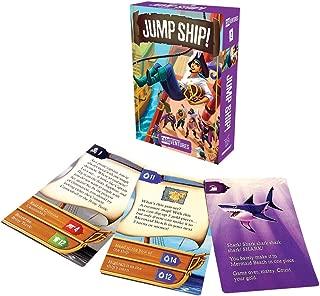jump ship card game
