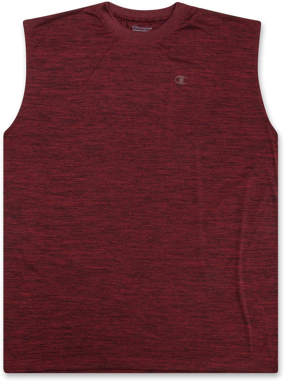 Champion Big & Tall Men's Tank Top - Sleeveless Jersey Muscle Shirt
