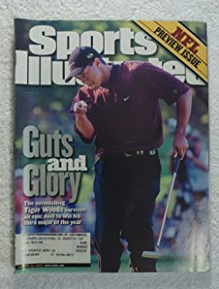 Tiger Woods - 2000 PGA Championship Winner - 3rd Major win of the year - Sports Illustrated - August 28, 2000 - Golf - Valhalla Golf Club, Louisville, KY - SI