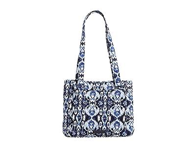 Vera Bradley Multi-Compartment Shoulder Bag (Ikat Island) Handbags