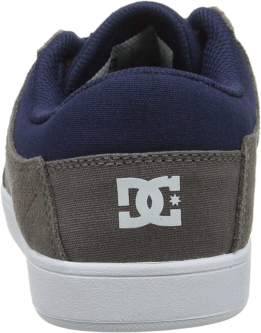 DC Shoes Crisis-Shoes For Boys Zapatillas de Skateboard Ni/ños
