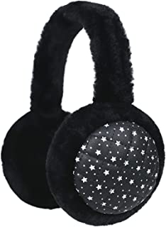 Flammi Winter Earmuffs Plush Earmuffs Classic Outdoor Ear Warmers for Women Men Teens
