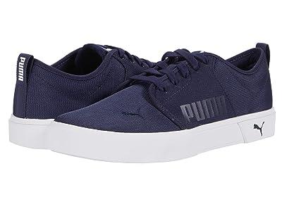 PUMA El Rey II (Peacoat/Puma White) Shoes