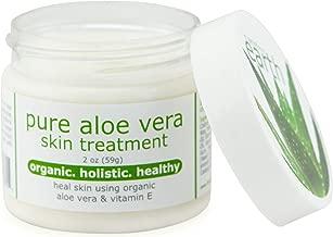 Pure Aloe Vera Treatment with Organic Coconut, Organic Olive Oil & Vitamin E