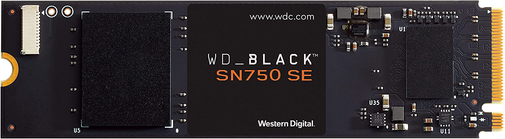 WD_BLACK 1TB SN750 SE NVMe Internal Gaming SSD Solid State Drive  Gen4 PCIe M2 2280 Up to 3600 MBs  WDS100T1B0E at Kapruka Online for specialGifts