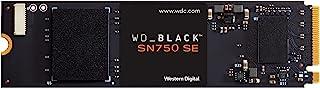 WD_BLACK SN750 SE 1 TB PCIe Gen4 NVMe SSD, met een leessnelheid tot 3600MB/s