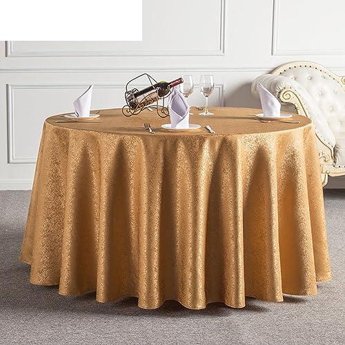 Hotel Tischdecke Continental Tischw He Home Couchtisch Rund