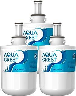 3 x AQUACREST DA29-00003G Filtre à Eau, Remplacement pour Samsung Aqua Pure Plus DA29-00003G, DA29-00003B, DA29-00003A, DA...