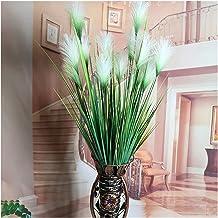 JIAN 93 cm 7 hoofden kunstmatige riet grote nep planten zijde ui gras boeket bruiloft planten plastic boom fit voor thuis ...