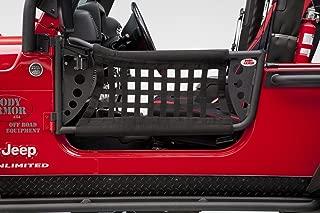 Body Armor 4x4 TJ-6137 Black Trail Door for Jeep