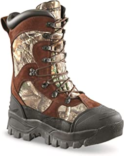 Huntrite Men's 1,600-gram Insulated Waterproof Hunting Boots
