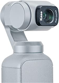 Kase OSMO Pocket 10X Macro Lens Magnetic Structure Compatible with DJI OSMO Pocket Camera Handheld Gimbal Stabilizer Accessories Macro Lens
