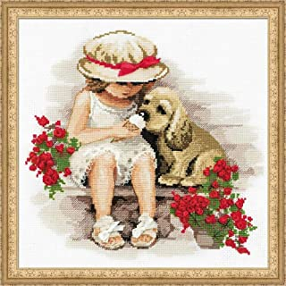 RIOLIS Counted Cross Stitch Kit-Sweet Tooth-11¾ x 11¾