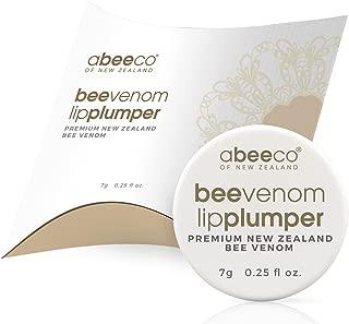 Dưỡng môi căng – Abeeco Pure New Zealand Bee Venom Lip Plumper, 0.25 fl oz (7g)