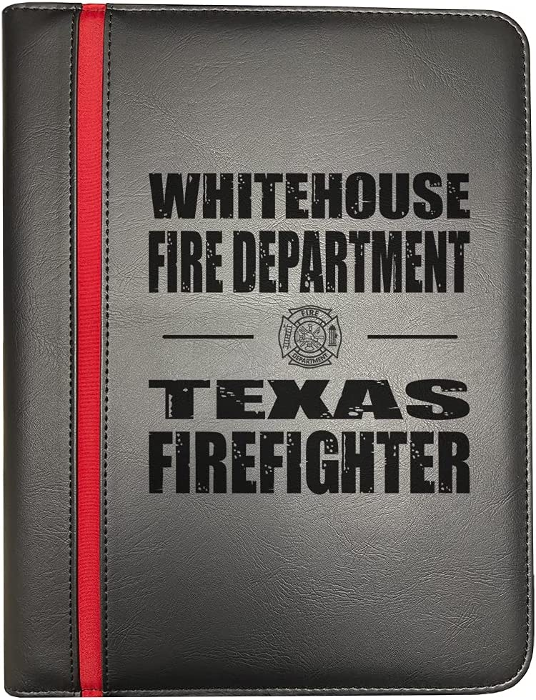 Whitehouse Texas Direct store Fire Max 41% OFF Departments Line Thin Firefighter Red