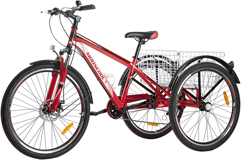 Barbella Adult Mountain Bike 全店販売中 Speed Three 7 Wheel 男女兼用