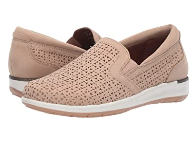 Walking Cradles Orleans (Light Taupe Perforated Nubuck) Women