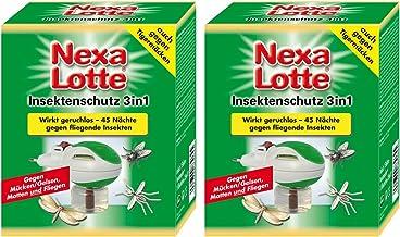 Suchergebnis Auf Amazon De Fur Nexa Lotte Insektenschutz 3in1 Elektro Verdampfer