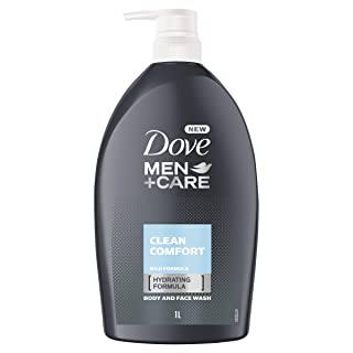 Dove Men Body Wash Clean Comfort, 1L