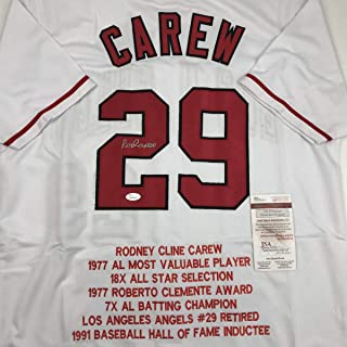 rod carew angels jersey