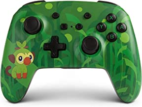 PowerA Pokemon Enhanced Wireless Controller for Nintendo Switch - Grookey - Nintendo Switch