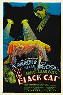 Best the black cat 1934 poster Reviews