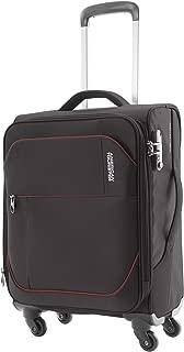 American Tourister Warren Softside Spinner Luggage with TSA Lock