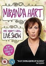 Miranda Hart - My What I Call Live Show PAL / Non-US Format