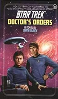Doctor's Orders (Star Trek: The Original Series Book 50)
