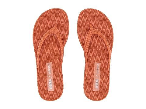 + Melissa Luxury Shoes x Salinas Braided Summer Flip Flop