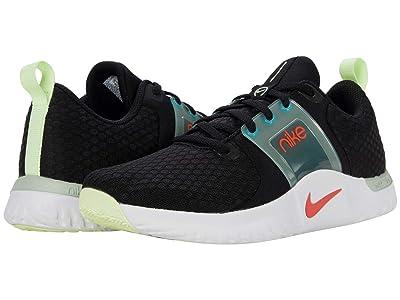 Nike Renew In-Season TR 10 (Black/Bright Crimson/Pistachio Frost) Women