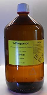 1000ml 1-propanol 99,5%, N-propanol, methanol de