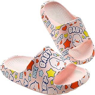 ZDQ Niña Niño Zapatos Baño Piscina Chanclas Antideslizante Verano Ducha Zapatillas