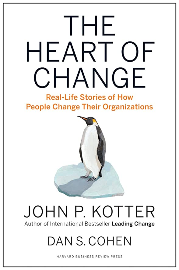 アスリート一般的に言えば戦いThe Heart of Change: Real-Life Stories of How People Change Their Organizations (English Edition)