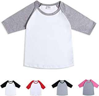 Best toddler boy raglan tee Reviews